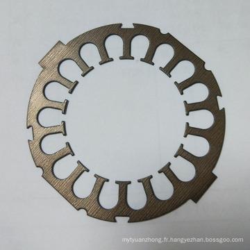 Tôle d'acier laminée à froid de silicium pour la machine électrique