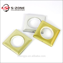 hot sale Decorative plastic Curtain rod Ring