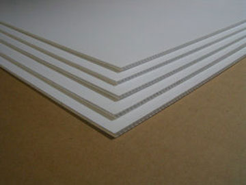 Pp Fluted Plastic Sheet