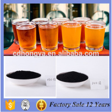 Beer production activated carbon powder of 950 iodine value