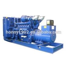 Motor BRITÁNICO 800kW 1000kVA Generador diesel de la energía Soundproof 50Hz