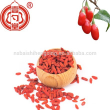 Chinese dried fruits oem manufacturer supply dried small grains goji berries 500 750 for sale
