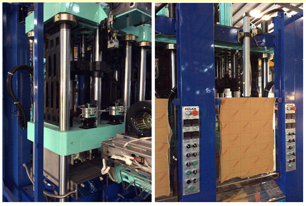 Injection Eva Molding Machine