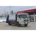 DFAC Tianjin 6000-10000Litres Compressive Garbage Truck