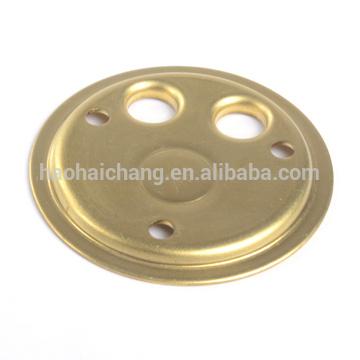 Energy-saving cold press metal flanges