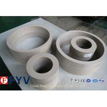 Sellos de válvula sellada suave de ASTM Material Peek
