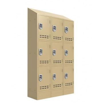 AMERICA SLOPPING TOP METALL LOCKER