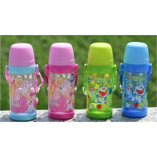 500ml Food Grade New Design Tritan Water Bottle, Transparent Sports Bottle, Plastic Water Bottle