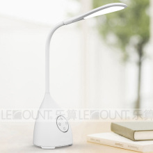 Lámpara LED de escritorio de múltiples funciones con ventilador (LTB873)