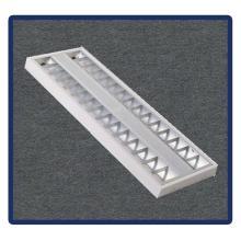 Потолочная лампа, используемая для офисного освещения, решетчатая лампа 2 * 14W 600 * 300