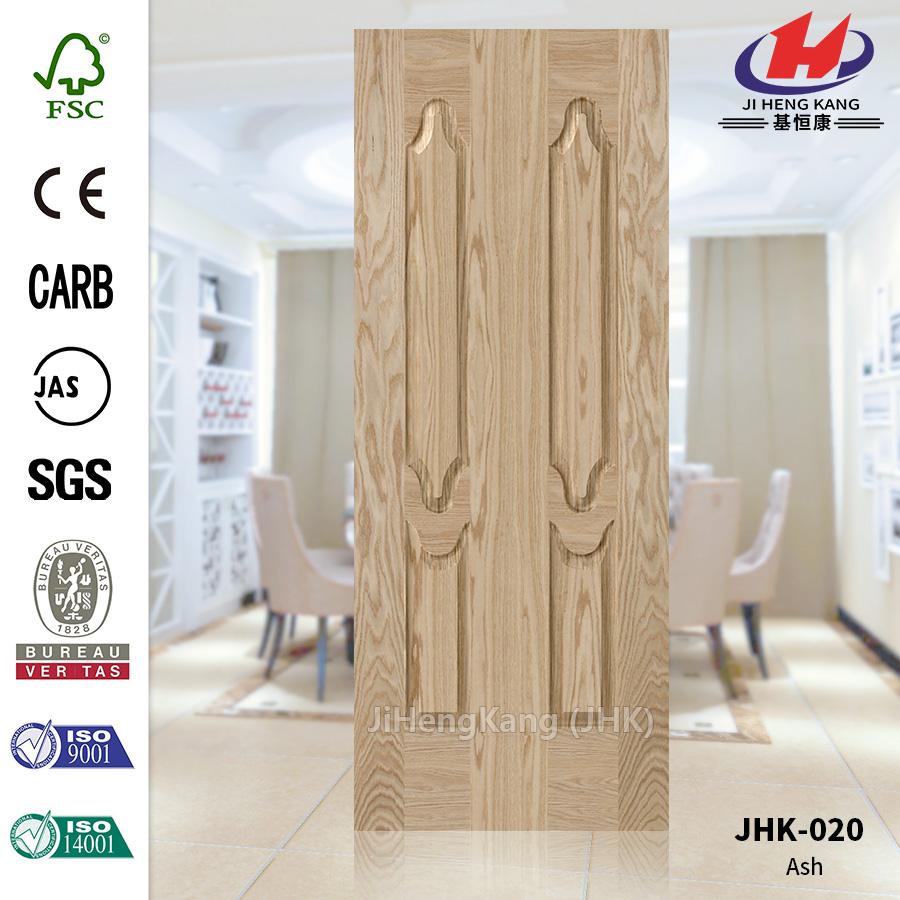 Small Size None-Standard Ash Veneer Door Skin