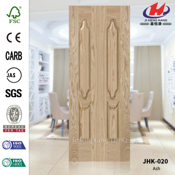 Small Size None-Standard Ash Veneer Door Skin