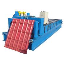 Dachziegelwalzenformmaschine