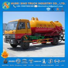 12000L Vacuum Sewer Suction Truck