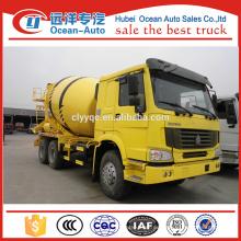 Sinotruk Howo 12CBM Betonmischer LKW zum Verkauf