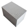 filtre en mousse céramique d'alumine de nid d'abeilles / filtre en céramique de SiC pour la fonderie