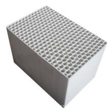 filtro de espuma de cerámica de alúmina de nido de abeja / filtro de cerámica de SiC para fundición