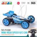 ABS материала 2.4G 4CH цифровой беговые rc модели автомобилей EN71/ASTM/EN62115 / 6P R & TTE/EMC/ROHS 1:10