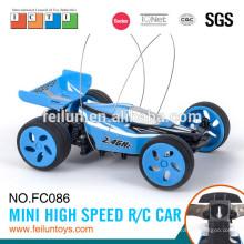 ABS Material 2,4 G 4CH 01:10 Langlauf Digitalmodell kleines Radio-Steuerwagen mit EN71/ASTM/EN62115/6 P R & TTE/EMC/ROHS