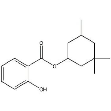 UV Absorber 3, 3, 5-Trimethylcyclohexyl Ester CAS No. 118-56-9