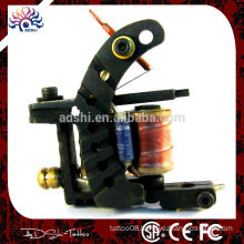 hot sale airbrush temporary tattoo machine handmade tattoo gun for shader and liner