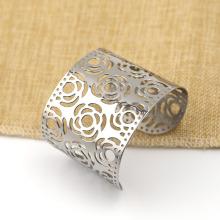 Stainless steel cuff bangel girls birthday gift