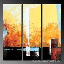 Pinturas a óleo da parede, os artigos Handmade os mais vendidos, pintura da arte na lona para a venda