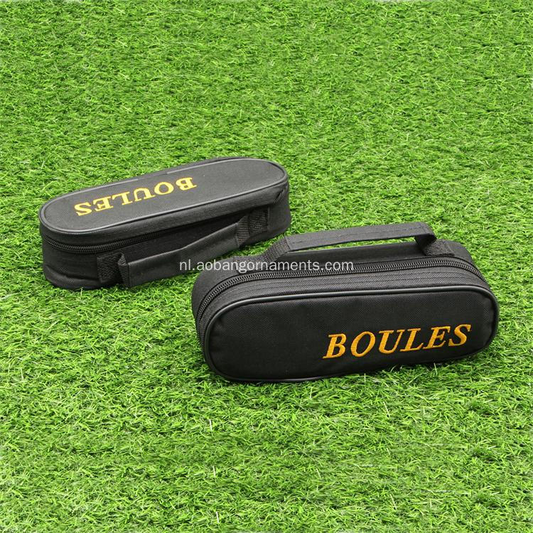 French Iron Leisure Petanque Boules
