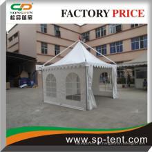 Luxus-Outdoor-Aluminium-Messe-Zelt mit PVC-Fenster für die Ausstellung