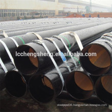 ASTM 1045 hot rolled seamless black steel pipe precision tube smls tube