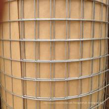 1 pulgadas / 8 calibre galvanizado malla de alambre soldado de china alibaba