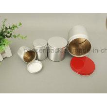 Lata de lata de alumínio do chá da alta qualidade feita em China (PPC-AC-064)