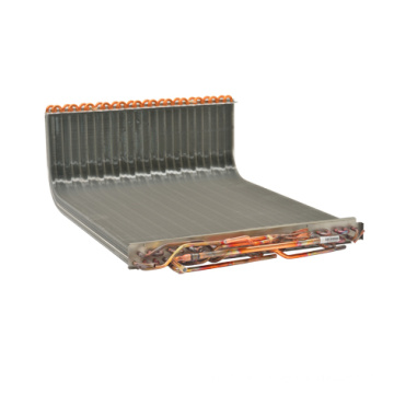 Large Dispaly Case Copper Tube Condenser Coil