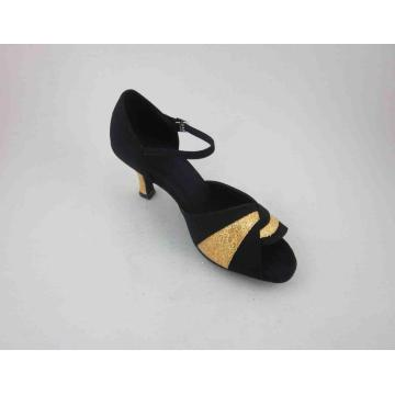 Black nubuck dance shoes uk