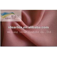 100 % polyester Fashion femmes Full-mat Faille tissu pour la robe de la Dame