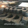 Chine fournisseur 12mm fer plaque de coupe