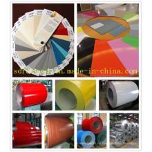 Высококачественная перфорированная стальная катушка из PPGI в Китае