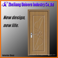 Diseños de puerta frontal de madera
