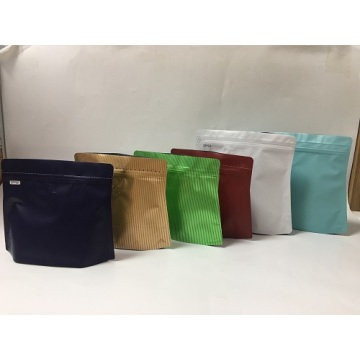 Special Stand Up Bag/Pouch With Pocket Zipper