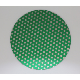 16 inci Diamond Glass Porcelain Dot Flat Lap Disk