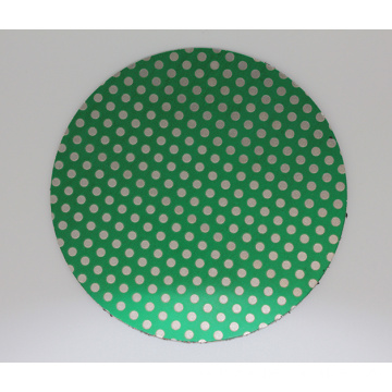 24 tums Diamond Lapidary Glass Keramikporslin Magnetic Dot Pattern Slipning Flat Lap Disk