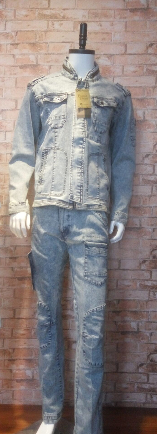 Japan Popular Spring Fashion Man's  Jeans