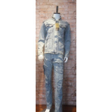 International Marketing Popular Jeans Jacket  Pants