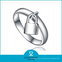 Amizade 925 anel de jóias de prata com preço barato (R-0597)