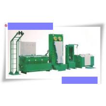 Machine de cuivre de tréfilage intermédiaire 17DS(0.4-1.8) engrenages type haute vitesse (machines fil fabriqués au Japon)