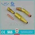 Tocha de soldagem Kingq Panasonic 200 MIG com ponta de contato, bico para máquina de solda