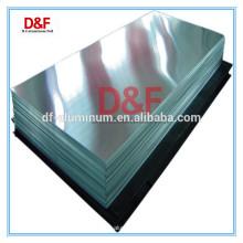 Folha de alumínio 6000