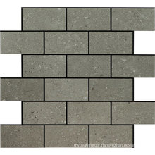 New Arrival Metal Pattern PVC Peel and Stick Mosaic Tile