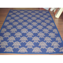 Jacquard Design 100% Cotton Blanket (NMQ-CBB-004)