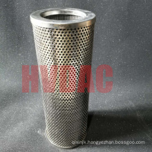 High Performance Stainless Steel Material Hydraulic Oil Filter Cartridge ESC61gmf